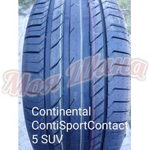 Continental ContiSportContact 5 245/45 R18