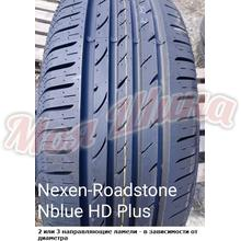 Nexen Nblue HD Plus 195/65 R15